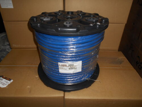 Continental 3/8 air hose 500 feet NEW with tags Blue