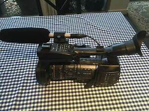 SONY PMW EX1R Video Camera Chiswick Canada Bay Area Preview