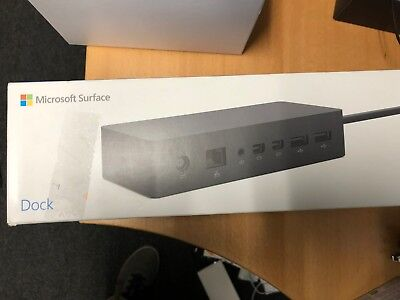 Microsoft Surface Dock 1661 and Laptop charger 1749 For Surface Pro 3 4