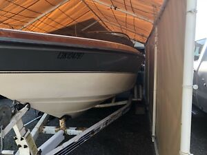 1992 21.5ft Prowler Boat
