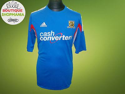 HULL CITY Third 2013-2014 (L) Adidas Football Shirt Jersey Maglia Camisa image