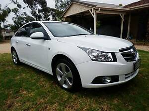 2011 HOLDEN CRUZE CDX SPORTS AUTO - ELEC SUNROOF - MAKE AN OFFER Gawler Gawler Area Preview