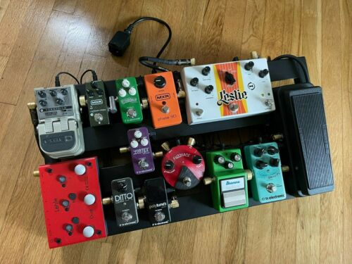 Pedaltrain Board w/ Full Suite of Pedals, Power, Wireless & Cabling