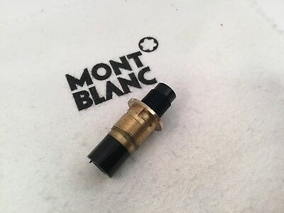 Montblanc Diplomat 149 Fountain Pen Brass Plastic 1970s Piston Unit