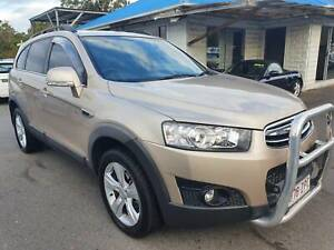 2012 Holden Captiva 7 - Turbo Diesel - 7 Seats - Warranty - Driveaway Birkdale Redland Area Preview