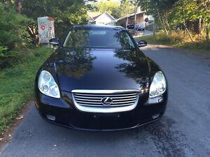 2003 Lexus SC 430 Hard Top Convertible in Excellent Shape