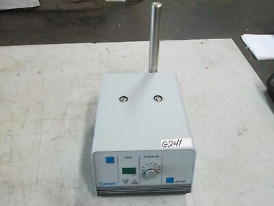 Retsch Dr100 Vibratory Feeder Type Dr10075 Pn 70.937.0012 110-120v New