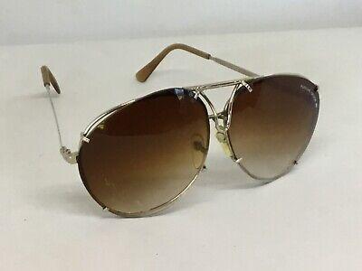 vintage PORSCHE design sunglasses 1980's