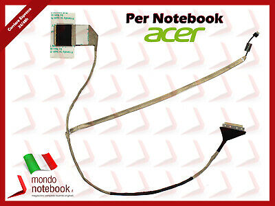 Cavo Flat Cable LCD per Notebook Aspire 5742 (Versione per Display LED)