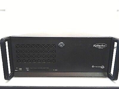 Digital Video Recorder Security 16 Ch Rack Mount Vicon Kollector Pro KE240 Digital Video Recorder Rack