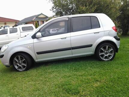 Price Reduce  2006 Hyundai Getz Hatchback 1.6 tb upgrade Maryland 2287 Newcastle Area Preview