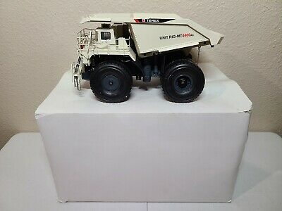 Terex MT4400AC Unit Rig Mine Dump - Sample - Bymo 1:50 Scale Model #25011 New!
