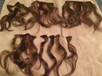 Salon Quality Real Hair Extension