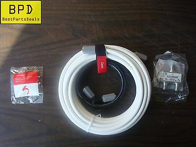 Xfinity Comcast Self Install Kit Coax Cable Digital Splitter Tv Internet