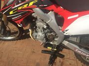 2013 crf250f Gidgegannup Swan Area Preview