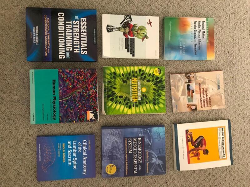 Health Science Textbooks Textbooks Gumtree Australia Tweed Heads
