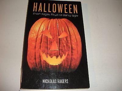 Origin Halloween Pagan (