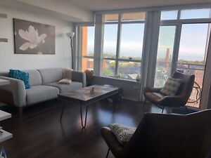 1 bed 1 bath condo Liberty village, minimum 6 months