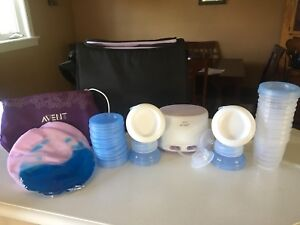 Philips Avent double electric pump