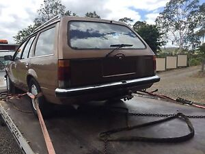 VH Commodore Vacationer Wagon 1982 Woodford Moreton Area Preview