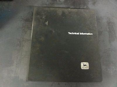 John Deere 2240 Tractor Technical Manual Tm-3401