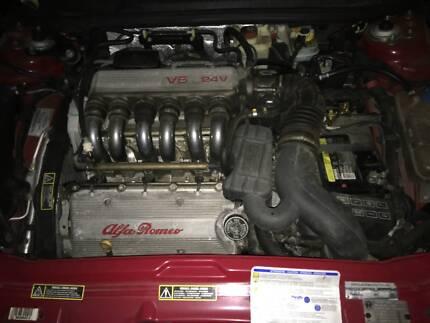 2004 Alfa Romeo 156 Sedan