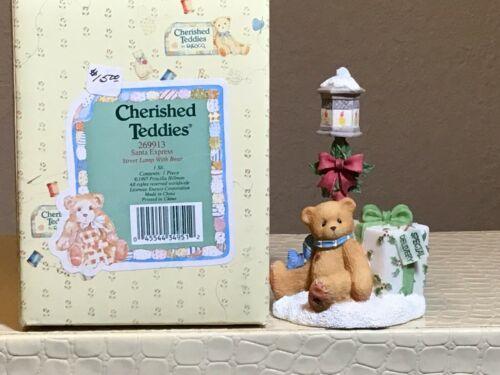 "Cherished Teddies ""Santa Express"" 269913"