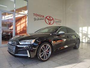 2018 Audi S5 *** SPORTBACK *** 25 500 KMS ***