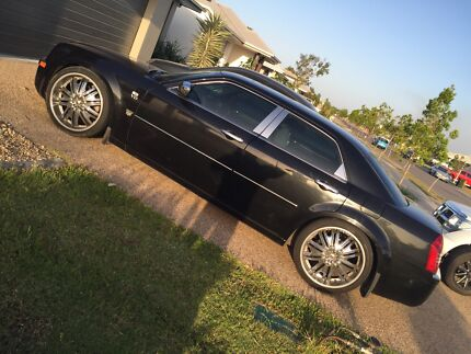 2007 Chrysler 300c V8 5.7L Hemi Kirwan Townsville Surrounds Preview