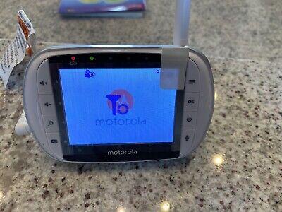 Motorola Baby Monitor MBP33XLPU
