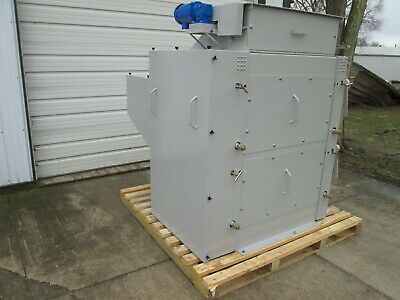 Lone Star 12x36 Two Pair High Roller Mill Grinder Industrial Roll Crusher