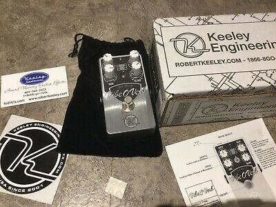 Keeley Vibe O Verb Modulated Reverb