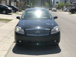 Infiniti M35x 2006 top of the line. Asking $4500 obo