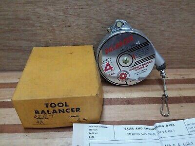 Gardner-denver Grand Haven Michigan 4 Lbs. Tool Balancer Size No.65b-1 U.s.a.