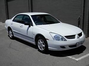 2005 Mitsubishi Magna Sedan Blair Athol Port Adelaide Area Preview