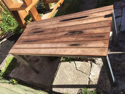 Outdoor Table x 6 For Sale (Price quoted per table)