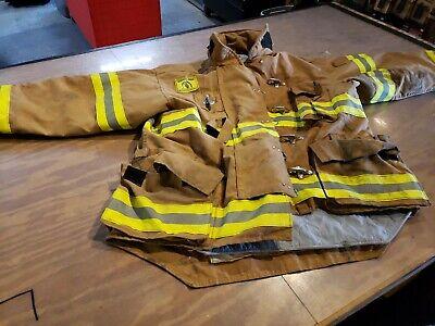 Firefighter Turnout Jacket Coat Length 4835 Morning Pride