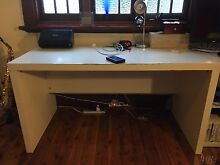 Large desk (bit battered, but solid as a rock) Lambton Newcastle Area Preview