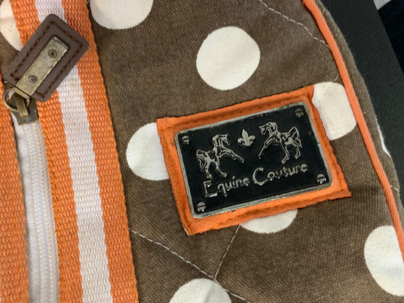 equine couture Briddle Bag