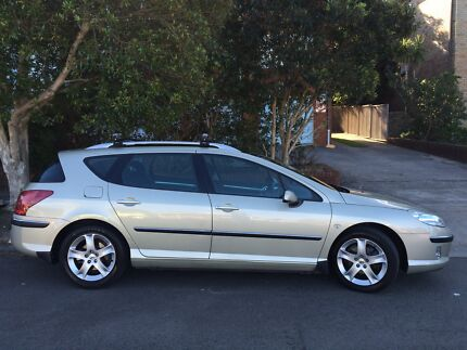 PEUGEOT 407 HDI WAGON Bexley Rockdale Area Preview