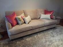 Moran 3 Seater - Velvet - Excellent Condition Kent Town Norwood Area Preview