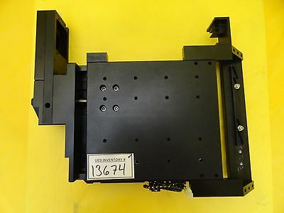 Kla-tencor Microscope Optics Stage Assembly 730-450565-00 5107 Used Working