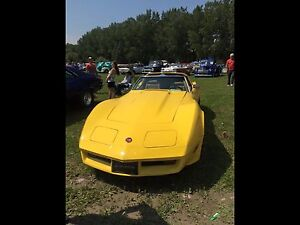 Corvette Stingray 1975