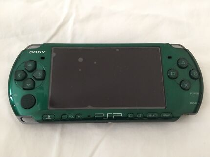 sony psp console model 1003 with games charger case and booklet rh gumtree com au sony psp 1003 user manual sony psp 1003 manual
