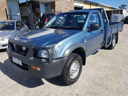 2006 Holden Rodeo Ute LX 3.6L Manual 115kms (Drives Well) Wangara Wanneroo Area Preview
