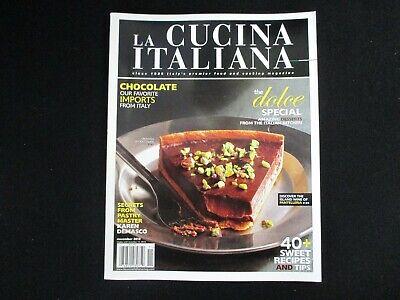 La Cucina Italiana Magazine- November 2010 for sale  Manahawkin