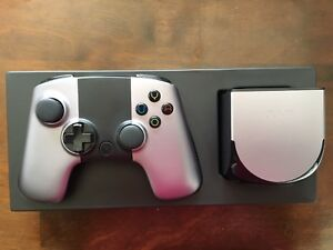 OUYA video game system w/ controller
