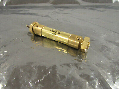 Kuhnke 36290050 36.290.050 Brass Double Acting Pneumatic Cylindernnb