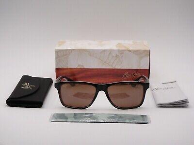 MAUI JIM ONSHORE POLARIZED H798-01 SUNGLASSES CHOCOLATE FADE/HCL BRONZE (Chocolate Sunglasses)