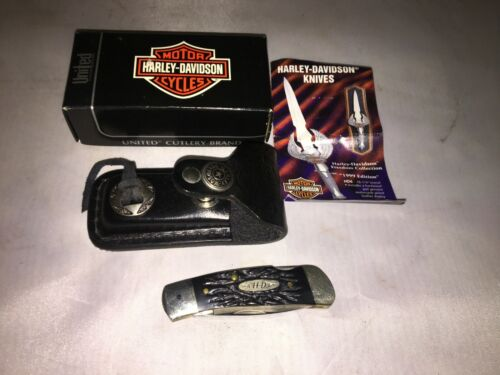 Harley Davidson Limited Freedom Collection 1999 Edition in Case and Box